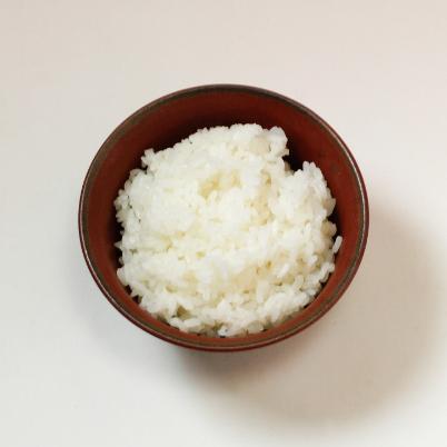 萩焼(伝統的工芸品)飯碗小鉄赤釉朝顔