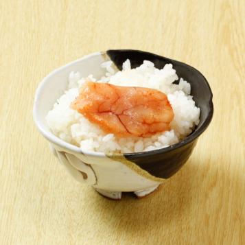 萩焼(伝統的工芸品)飯碗大掛分け(鬼白荒松&黒釉)朝顔