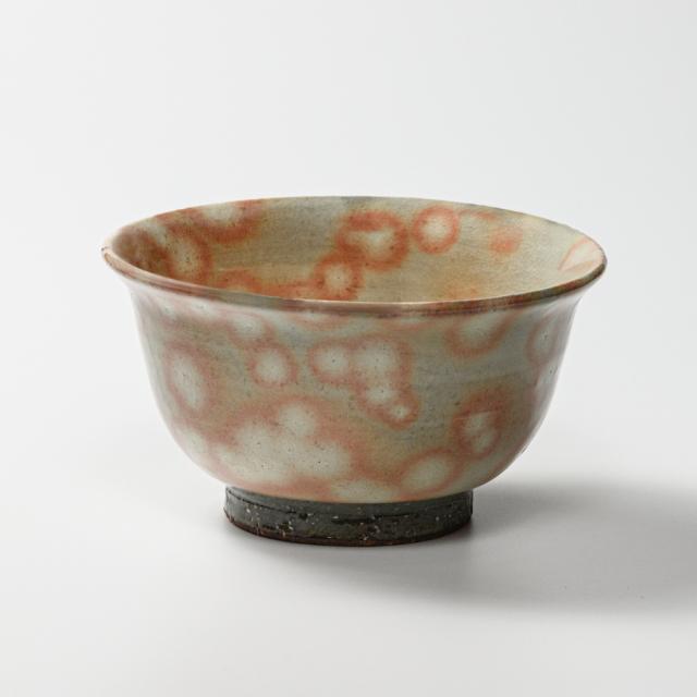 萩焼(伝統的工芸品)どんぶり小御本手朝顔