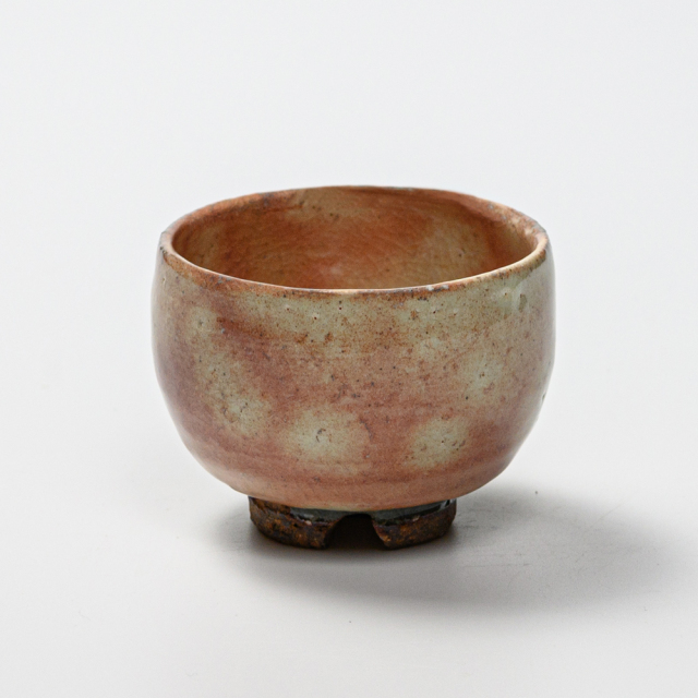 萩焼(伝統的工芸品)ぐい呑御本手呉器