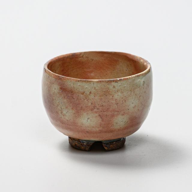 萩焼(伝統的工芸品)ぐい呑御本手呉器No812