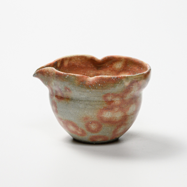 萩焼(伝統的工芸品)酒注ぎ小御本手瓢箪