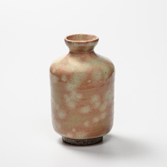 萩焼(伝統的工芸品)徳利御本手肩衝