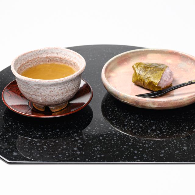萩焼(伝統的工芸品)汲出し湯呑のイメージ