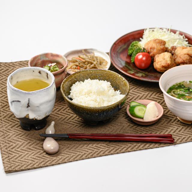萩焼(伝統的工芸品)湯呑のイメージ