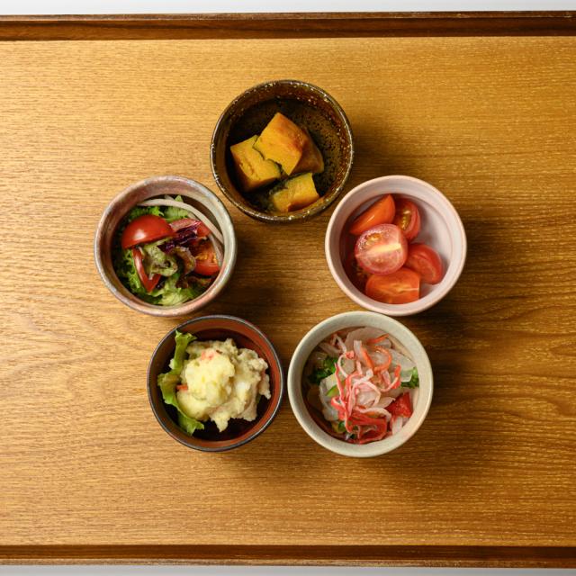 萩焼(伝統的工芸品)豆小鉢のイメージ
