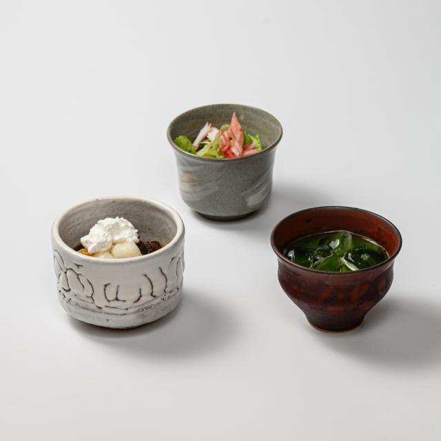 萩焼(伝統的工芸品)そばちょこのイメージ