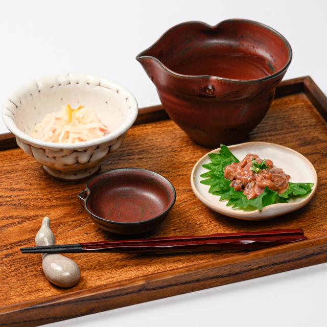 萩焼(伝統的工芸品)盃のイメージ
