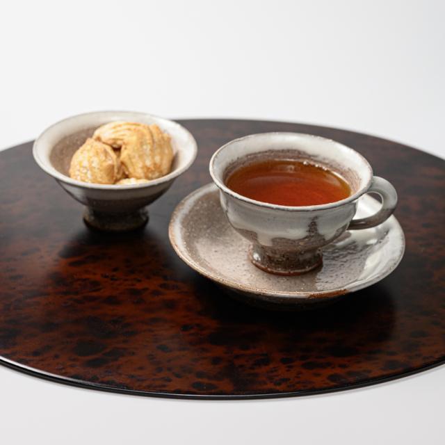 萩焼(伝統的工芸品)カップ&ソーサのイメージ