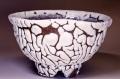 萩焼(伝統的工芸品)抹茶碗鬼白井戸形猪口