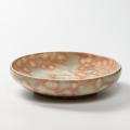 萩焼(伝統的工芸品)平鉢御本手丸