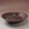 萩焼(伝統的工芸品)特大鉢刷毛姫朝顔