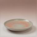 萩焼(伝統的工芸品)銘々皿刷毛姫丸