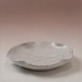 萩焼(伝統的工芸品)銘々皿鬼萩木の葉