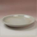 萩焼(伝統的工芸品)大皿刷毛姫丸