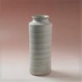 萩焼(伝統的工芸品)花入刷毛青肩衝
