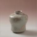 萩焼(伝統的工芸品)ミニ花入御本手瓶子