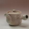 萩焼(伝統的工芸品)急須小刷毛姫筒鉄砲口