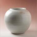 萩焼(伝統的工芸品)つぼ大刷毛姫荒丸
