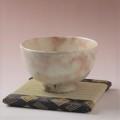 萩焼(伝統的工芸品)抹茶碗特御本手碗形