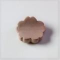 萩焼(伝統的工芸品)抜き型箸置き姫萩桜五弁