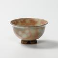 萩焼(伝統的工芸品)飯碗御本手朝顔