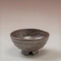 萩焼(伝統的工芸品)盃鉄釉丸