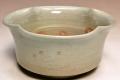 萩焼(伝統的工芸品)小鉢刷毛姫四つ葉