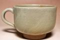 萩焼(伝統的工芸品)スープカップ刷毛姫筒