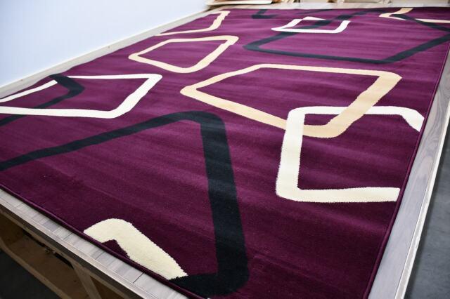 ラグ おしゃれ カーペット 6畳 絨毯 アウトレット 北欧 じゅうたん 厚手 デザイン アート 安い 激安 通販 販売 【品名 柄込ジブリール】 約6畳 240×315cm