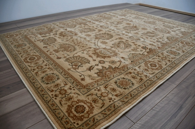 絨毯 ラグ 3畳 170×240 ウール カーペット ベルギー アンティーク ヴィンテージ オリエンタル 厚手 安い 激安 通販 販売 【品名 ウール柄込/B】 約3畳 170×240cm