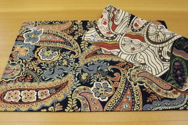新柄が安い!シェニールゴブラン織玄関マット【アートベルファン】  50×80cm