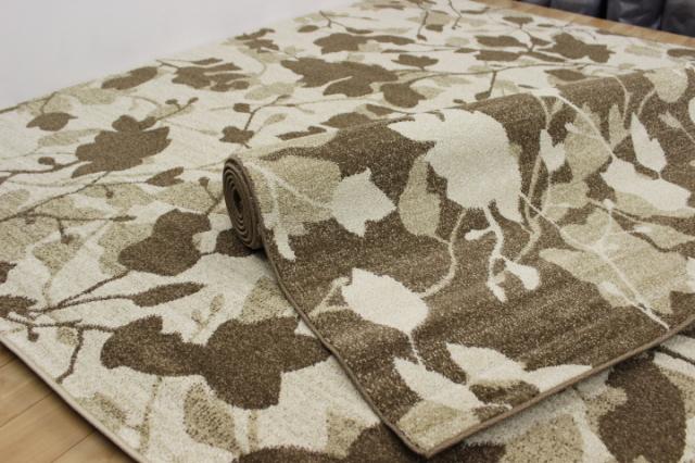 在庫限りの超目玉品 約7割引き! トルコ製ウィルトン織り カーペット ラグ 【品名 メティス】 約6畳 240×340cm