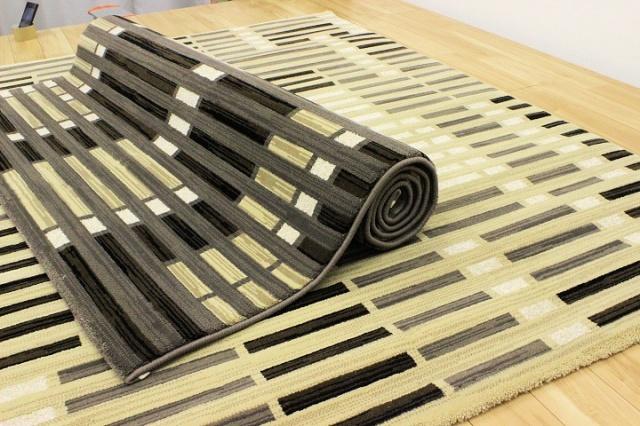ついに廃盤!トルコ製ウィルトン織り 絨毯 カーペット ラグ 【品名 アンジェロ】 約6畳 240×330cm