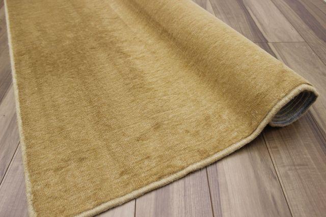 激安 スミノエ ブランド 日本製 カーペット 黒 絨毯  ミンクタッチ 江戸間 3畳 176×261cm 【フラムガード3畳BE】