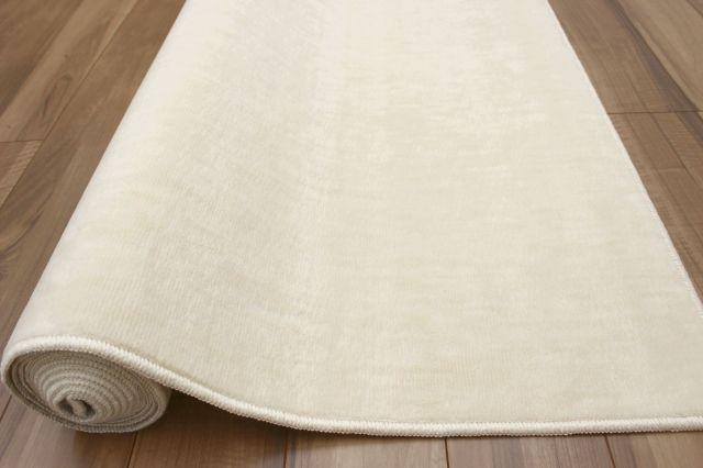 訳あり品 カーペット 6畳 絨毯 じゅうたん アイボリー 抗菌 防臭 人気 6帖 【品名 B品スリート】 江戸間 6畳 261×352cm
