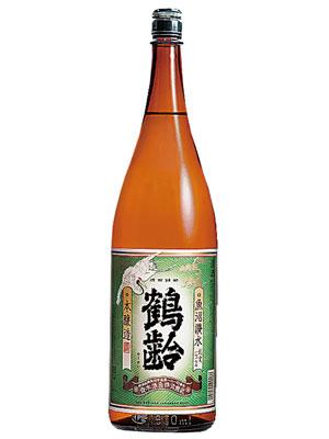 鶴齢 本醸造1800ml