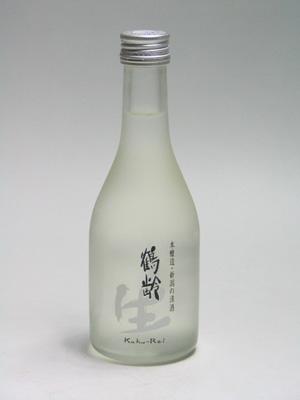 鶴齢 吟醸生酒300ml