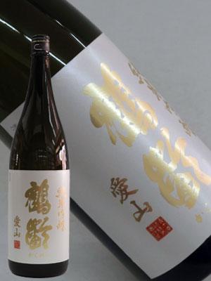鶴齢 純米吟醸 愛山 1800ml