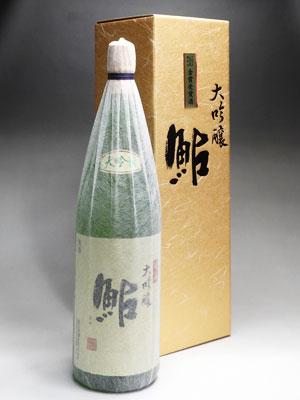 特撰大吟醸酒 鮎 1800ml
