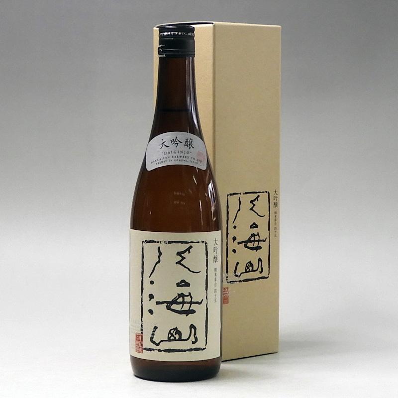 八海山 大吟醸 精米歩合45% 720ml 化粧箱入