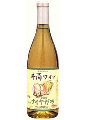 井筒ワイン ナイヤガラ(白・辛口)720ml
