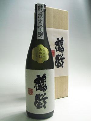 鶴齢 純米大吟醸 山田錦37%