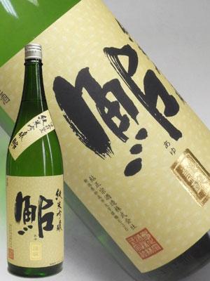 純米吟醸 鮎 金ラベル1800ml