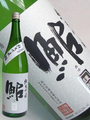 純米吟醸 鮎 銀ラベル1800ml