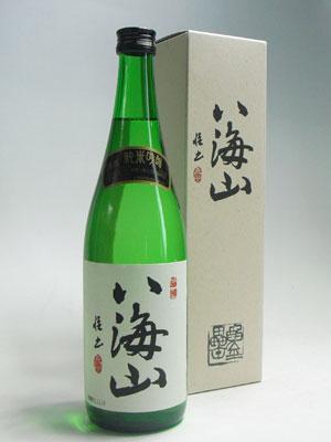 八海山 純米吟醸720ml 化粧箱入