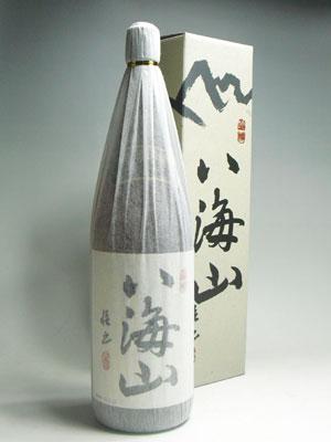 八海山 純米吟醸1800ml 化粧箱入