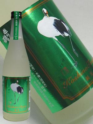 越の鶴 プレミアム 純米酒720ml