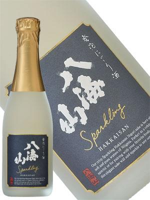 八海山 発泡にごり酒360ml