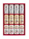エチゴビール350ml×12本ギフトセット